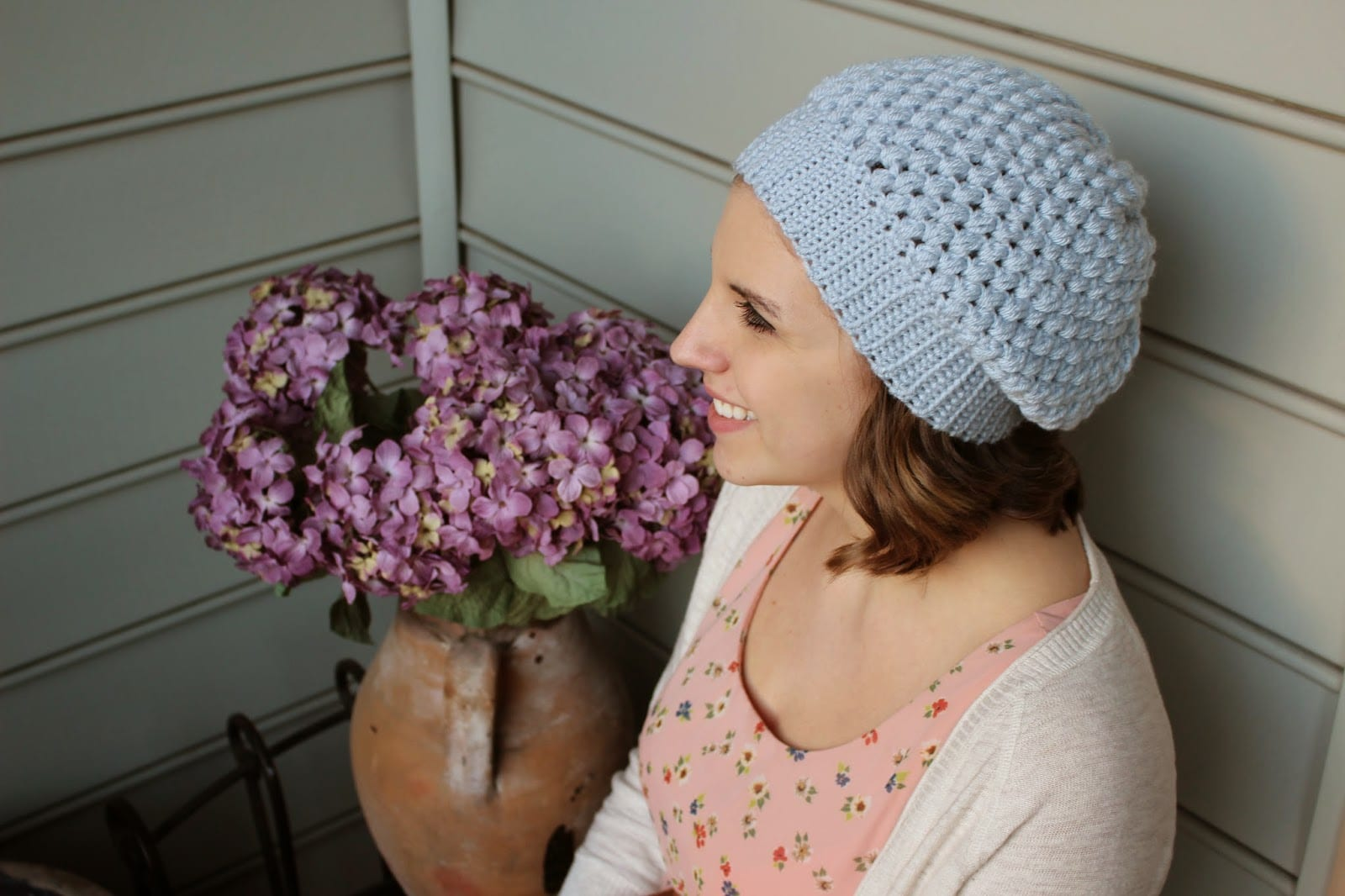 Puff stitch slouchy beanie crochet tutorial sewrella puff stitch slouchy beanie crochet tutorial bankloansurffo Gallery