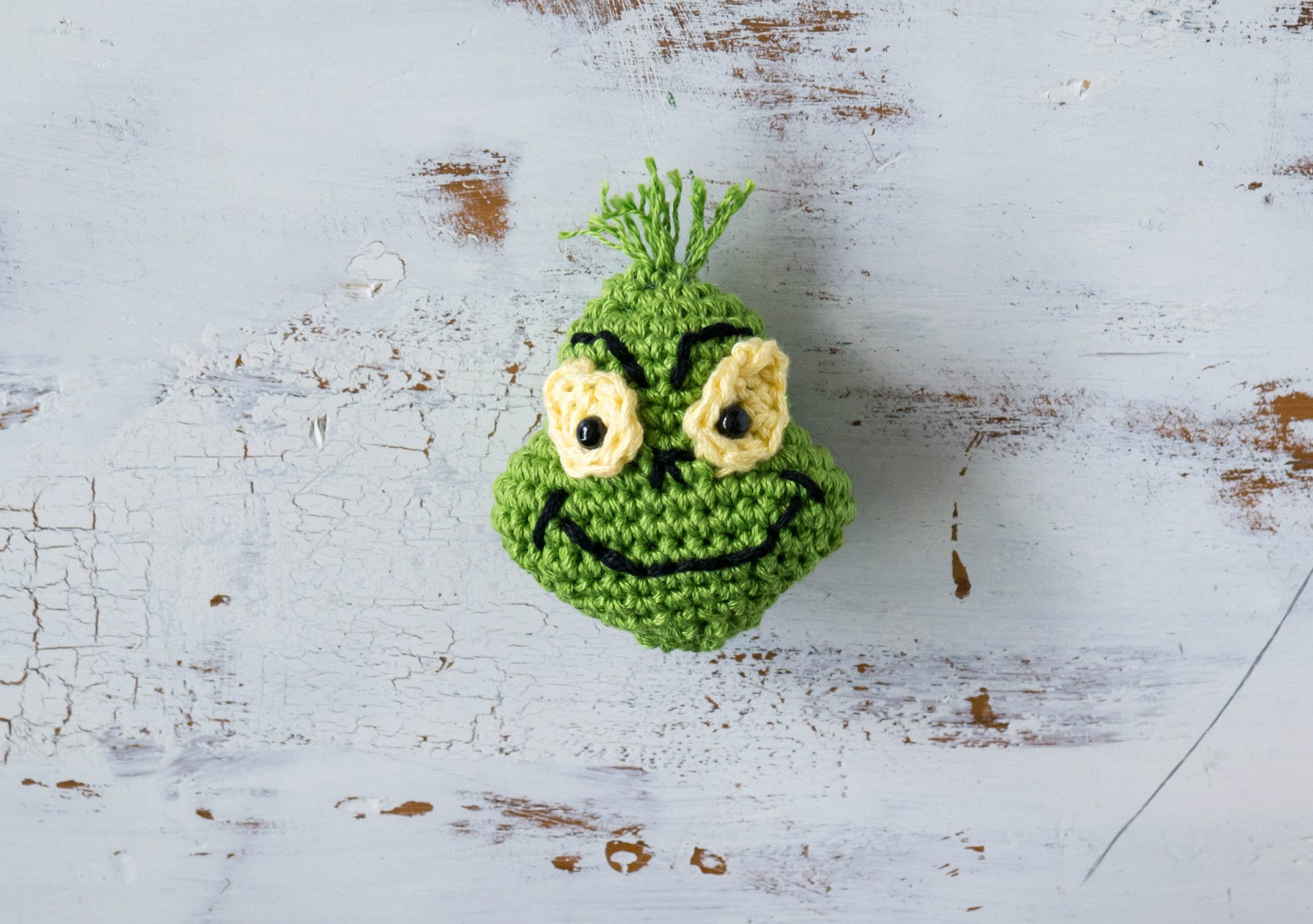 Der Grinch Amigurumi #häkeln | Christmas crochet patterns, Holiday ... | 1441x2048
