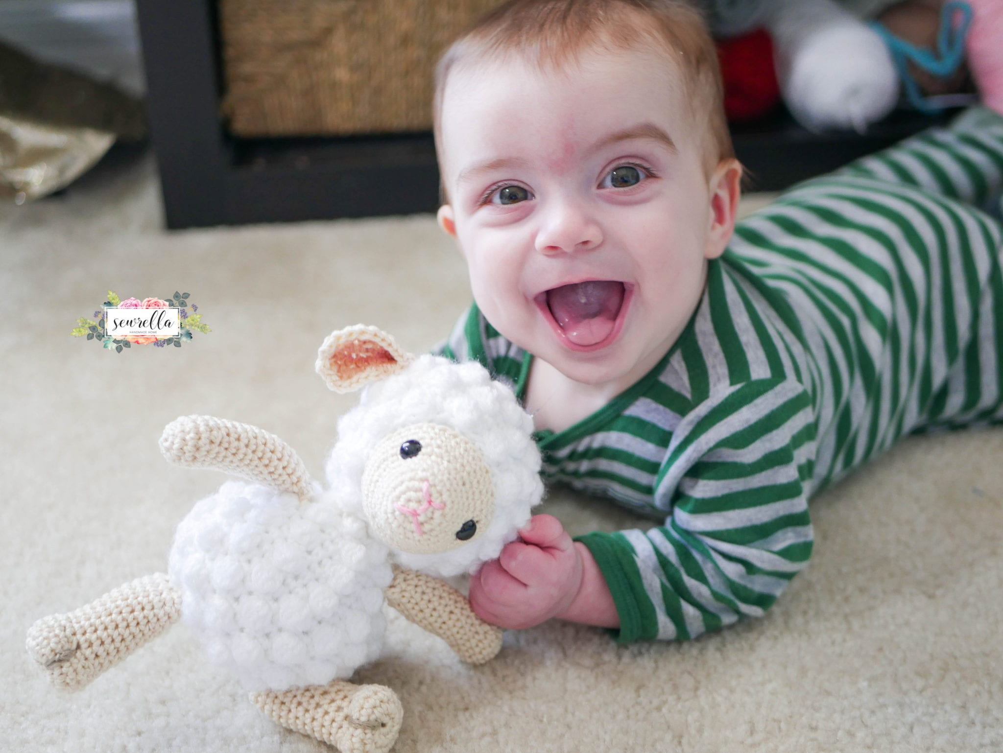 Cuddle Me Sheep amigurumi pattern - Amigurumi Today | 1538x2048