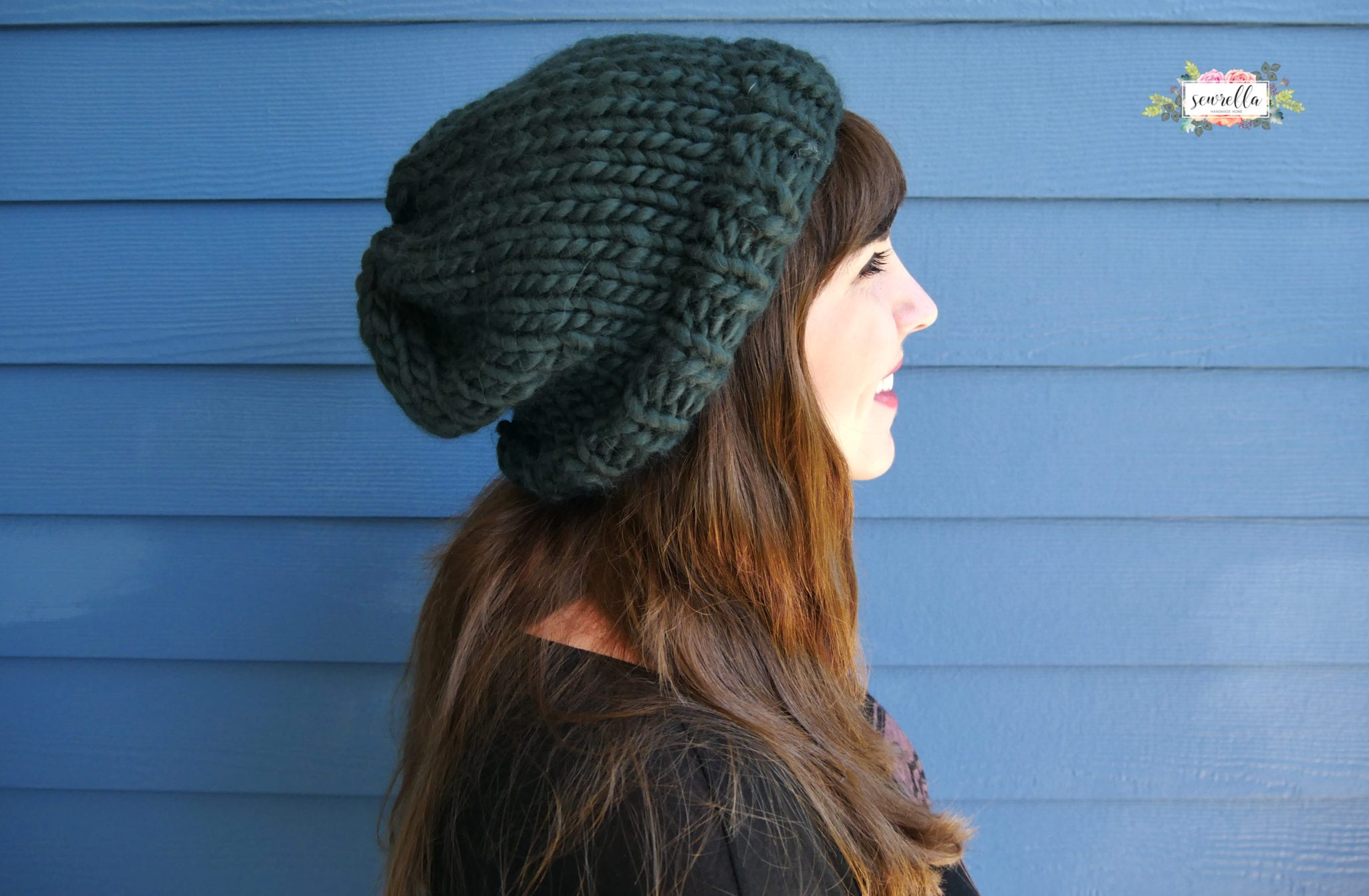 How To Knit A Basic Hat Sewrella