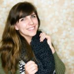 The BEST Crochet Infinity Scarf for Absolute Beginners