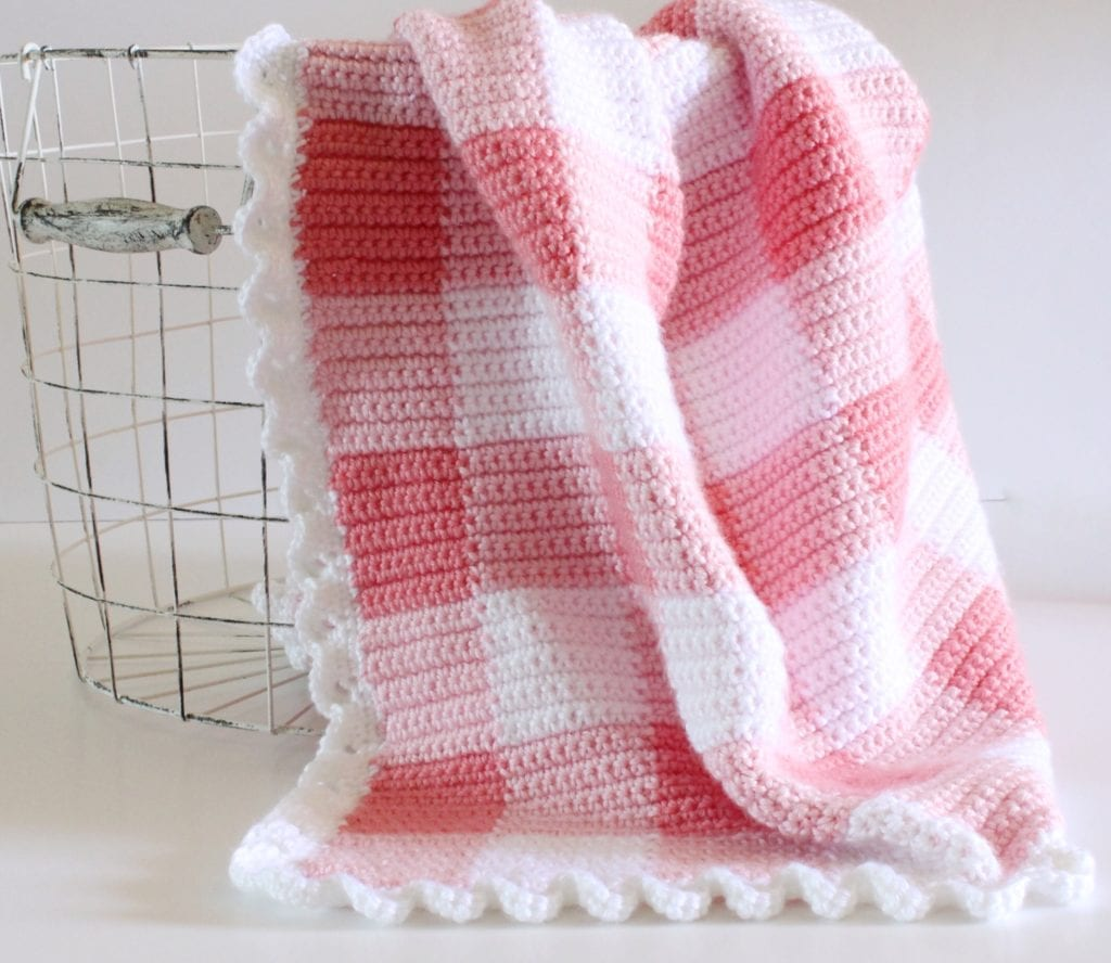 The Best Free Crochet Baby Blankets for