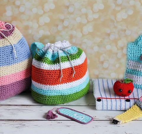 Crochet Ripple Blanket Afghan Link To Free Pattern